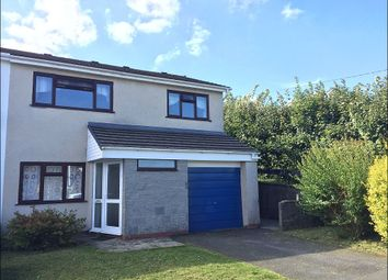 Thumbnail 3 bed semi-detached house to rent in Penbryn, Lampeter