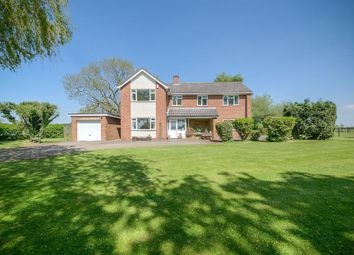 Thumbnail 4 bed detached house for sale in Lutterworth Road, Churchover, Rugby