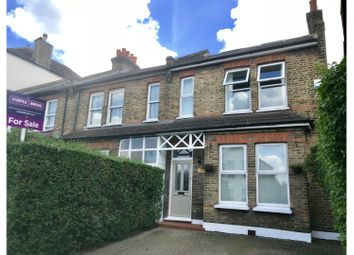 Thumbnail 4 bed end terrace house for sale in Mackenzie Road, Beckenham