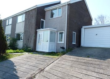 Thumbnail 4 bed detached house to rent in Alderway, West Cross, Swansea