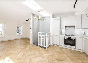 Thumbnail 2 bedroom flat for sale in Loveridge Mews, West Hampstead, London