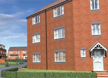 Thumbnail 2 bed flat for sale in Tannery Court, 116 Corporation Street, Walsall