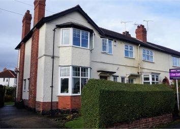 Thumbnail 4 bed end terrace house for sale in Kelvin Grove, Chester