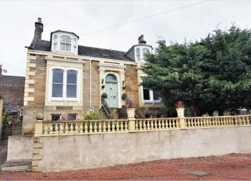Thumbnail 4 bed detached house for sale in East Burnside, Cupar