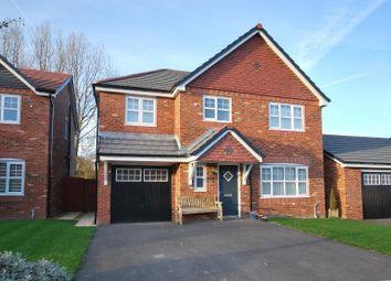 Thumbnail 4 bedroom detached house for sale in Sanderling Way, Wesham, Preston, Lancashire