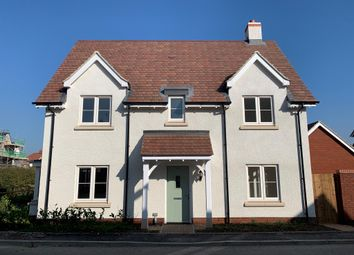 Thumbnail 4 bed detached house for sale in Tadpole Garden Village, Tadpole Garden Village, Swindon