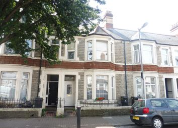 Thumbnail 3 bed terraced house for sale in Kincraig Street, Roath, Cardiff