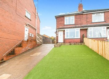 Thumbnail 2 bed semi-detached house for sale in Victoria Street, Churwell, Morley, Leeds