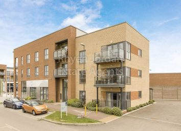 Thumbnail 2 bed flat for sale in Atlas Way, Oakgrove, Milton Keynes