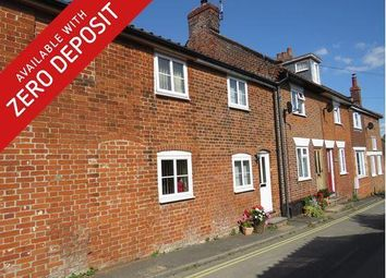 Thumbnail 2 bed cottage to rent in Vyces Road, Framlingham, Woodbridge