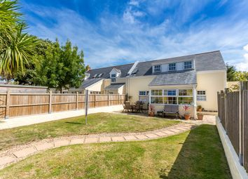Thumbnail 3 bed semi-detached house to rent in La Hougue Jehannet, Vale, Guernsey