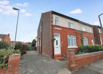 Thumbnail 3 bed semi-detached house for sale in Morley Road, Radcliffe, Manchester