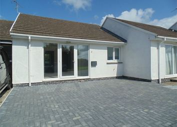 Thumbnail 2 bed terraced bungalow for sale in Cairn Terrace, Hasguard Cross, Haverfordwest, Pembrokeshire