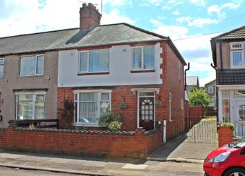 Thumbnail 3 bed end terrace house for sale in Holborn Avenue, Holbrooks, Coventry