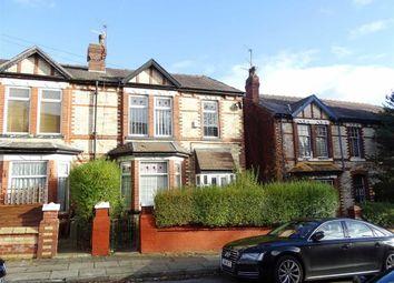 Thumbnail 4 bed semi-detached house for sale in Hilton Crescent, Prestwich, Prestwich Manchester