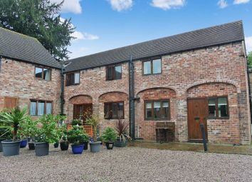 Thumbnail 3 bed barn conversion for sale in King Charles Barns, Madeley, Telford, Shropshire.