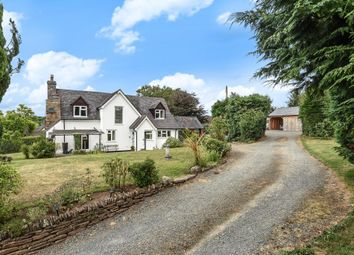 Thumbnail 3 bed cottage for sale in In Stretfordbury, Stoke Prior, Herefordshire