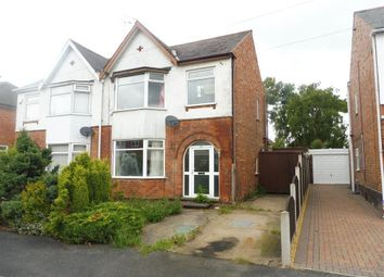 Thumbnail 3 bed semi-detached house for sale in Hayes Avenue, Normanton, Derby