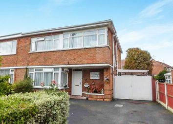 Thumbnail 3 bed semi-detached house for sale in Westbourne, Beccles Road, Gorleston, Great Yarmouth