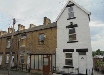 Thumbnail 3 bed end terrace house to rent in James Street, Worsbrough, Barnsley