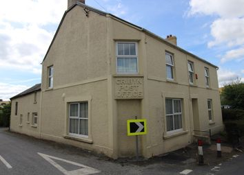 Thumbnail 4 bed detached house for sale in Cribyn, Lampeter