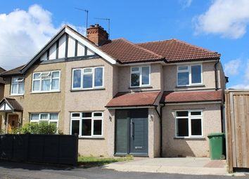 Thumbnail 4 bed semi-detached house to rent in Hitherwell Drive, Harrow