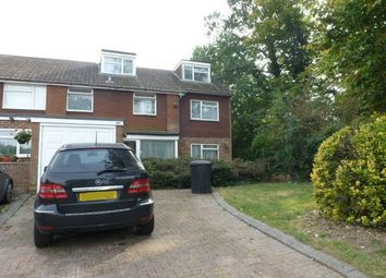 Thumbnail 5 bed semi-detached house to rent in Far End, Hatfield