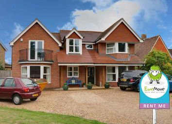 Thumbnail 5 bed detached house to rent in Old Street, Stubbington, Fareham