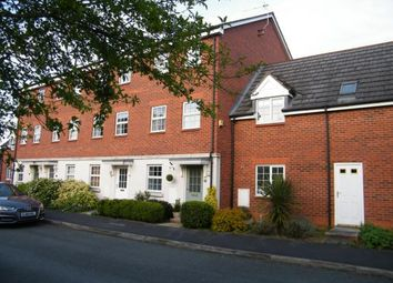 Thumbnail 3 bed town house for sale in Horton Way, Stapeley, Nantwich, Cheshire
