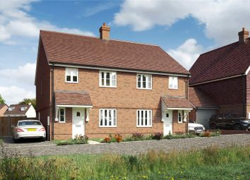 Thumbnail 3 bed semi-detached house for sale in Ambersey Green, Amberstone Road, Hailsham