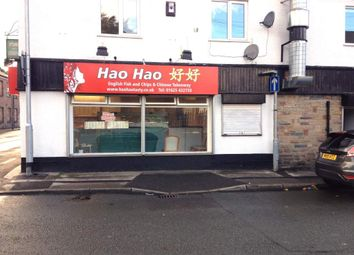Thumbnail Restaurant/cafe for sale in Hurdsfield Road, Macclesfield