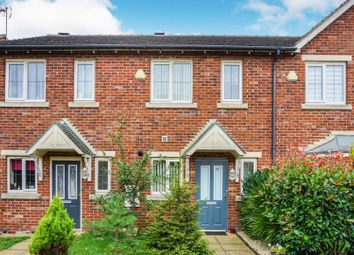 Thumbnail 2 bedroom terraced house for sale in De Caldwell Drive, Newark