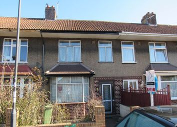 Thumbnail 4 bed terraced house to rent in Ninth Avenue, Northville, Bristol