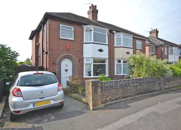 Thumbnail 3 bed semi-detached house for sale in Cloverdale Road, Newcastle-Under-Lyme