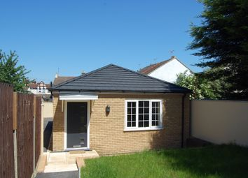 Thumbnail 2 bed bungalow to rent in Cross Street, Gillingham