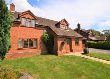 Thumbnail 4 bed detached house for sale in Ledsham Park Drive, Ledsham Park