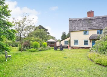 Thumbnail 3 bed cottage for sale in Chediston, Halesworth