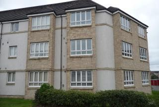Thumbnail 2 bed flat for sale in Scott Place, Bellshill, Lanarkshire