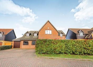Thumbnail 5 bedroom detached house for sale in Whiteman Close, Langford, Biggleswade, Bedfordshire
