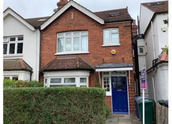 Nant Road, Golders Green NW2. 3 bed end terrace house