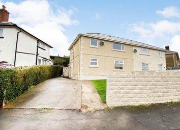 Thumbnail 3 bed semi-detached house for sale in Lliedi Crescent, Llanelli