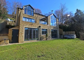 Thumbnail Detached house for sale in Coldhill Lane, New Mill, Holmfirth