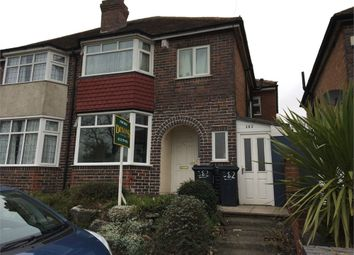 Thumbnail 4 bed semi-detached house for sale in Shirley Road, Acocks Green, Birmingham, West Midlands