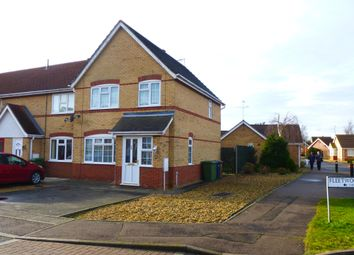 Thumbnail 3 bed terraced house to rent in Fleetwood Close, March