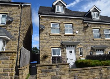Thumbnail 3 bed town house to rent in New Street, Idle, Bradford