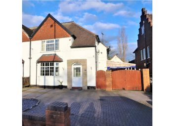 Thumbnail 3 bedroom semi-detached house for sale in Birmingham Road, Walsall