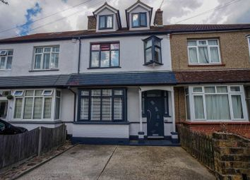 Thumbnail 3 bed terraced house for sale in Seaforth Avenue, Southend-On-Sea