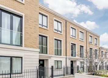 Rainsborough Square, London SW6. 4 bed detached house for sale