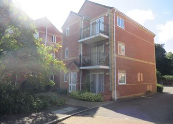 Thumbnail 2 bed flat to rent in Oaklands, Peterborough