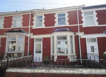 Thumbnail 3 bed terraced house to rent in Church Street, Bedwas, Caerphilly